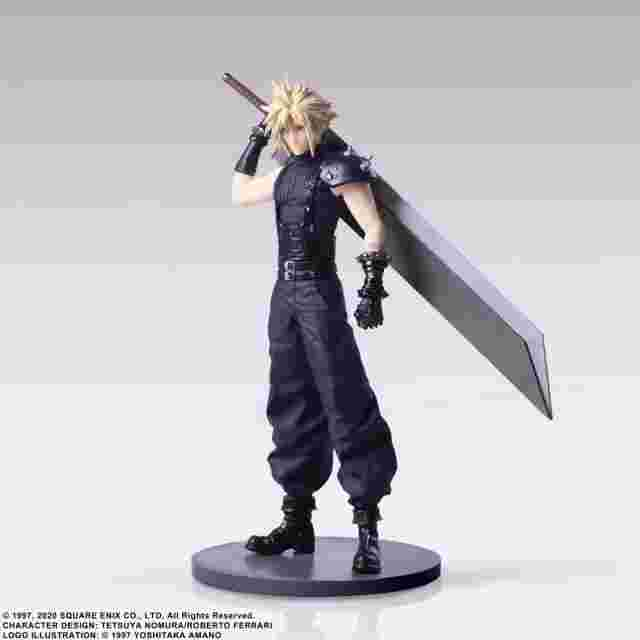 Screenshot des Spiels FINAL FANTASY VII REMAKE TRADING ARTS - SET OF 5