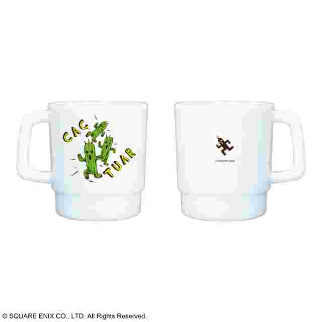 Capture d'écran du jeu FINAL FANTASY STACKING MUG - CACTUAR