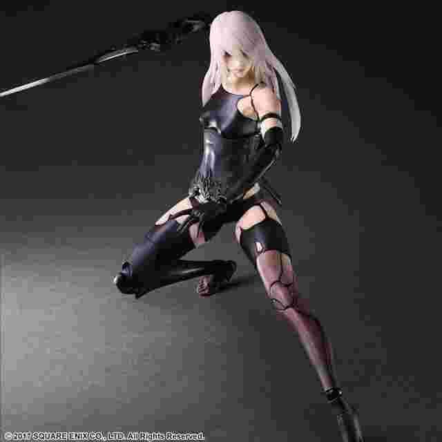 Screenshot for the game NieR:Automata® PLAY ARTS KAI™ Action Figure - A2 (YoRHa Type A No. 2) [Action Figure]