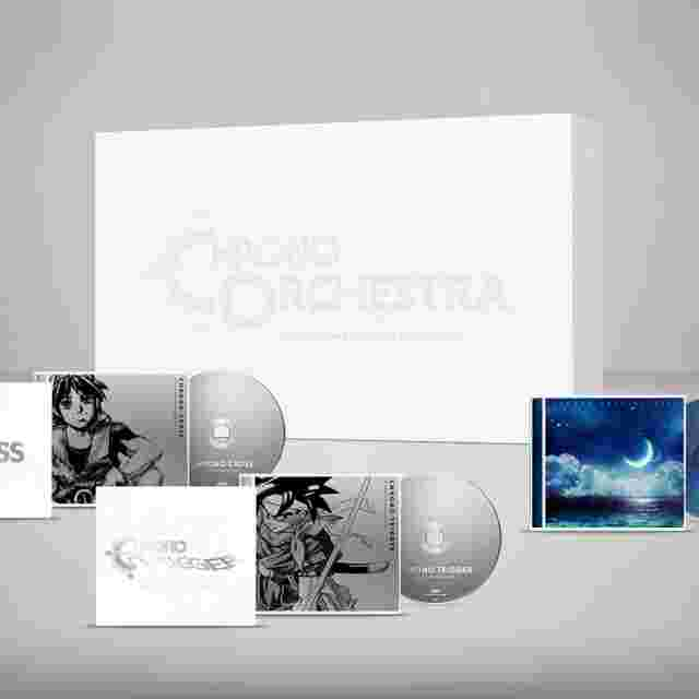 Capture d'écran du jeu CHRONO ORCHESTRAL ARRANGEMENT BOX SIGNED EDITION
