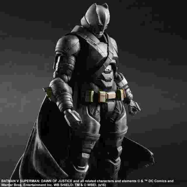 cattura di schermo del gioco Figurine Batman v Superman: Dawn of Justice Play Arts Kai [Armored Batman]