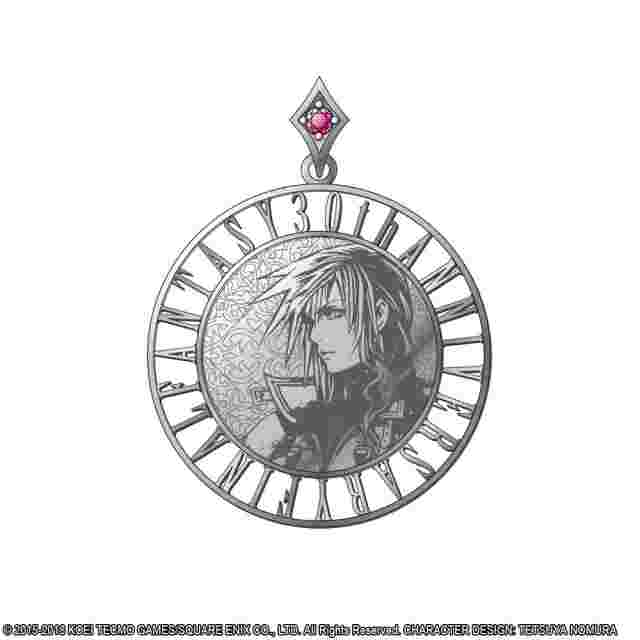 Screenshot for the game DISSIDIA FINAL FANTASY Silver Coin Pendant - LIGHTNING
