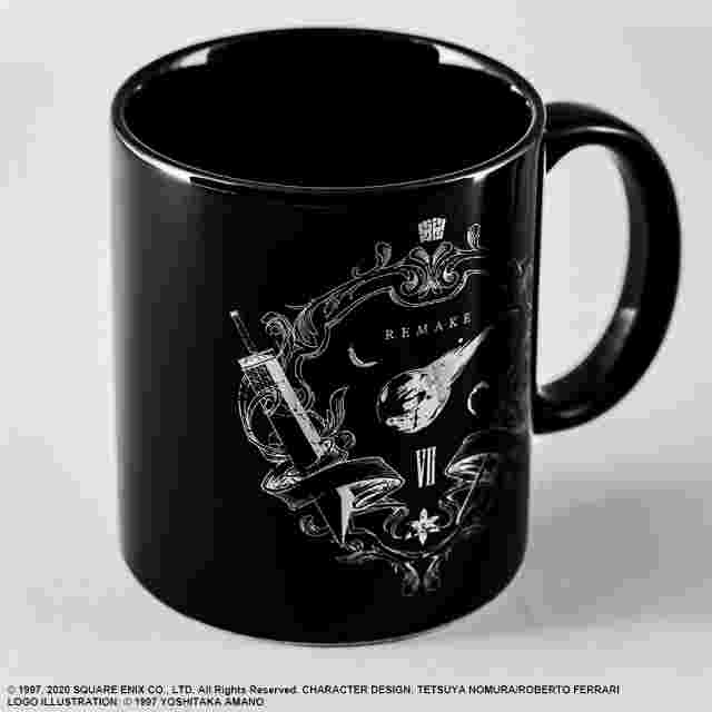Capture d'écran du jeu FINAL FANTASY VII REMAKE MUG - EMBLEM