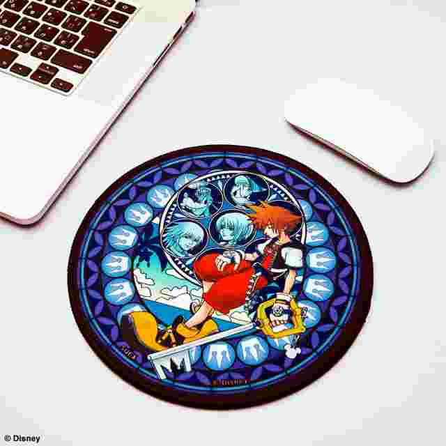 Screenshot for the game KINGDOM HEARTS MOUSE PAD