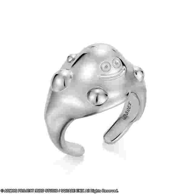 Screenshot for the game DRAGON QUEST SILVER RING METAL SLIME -SIZE 4- [JEWELRY]