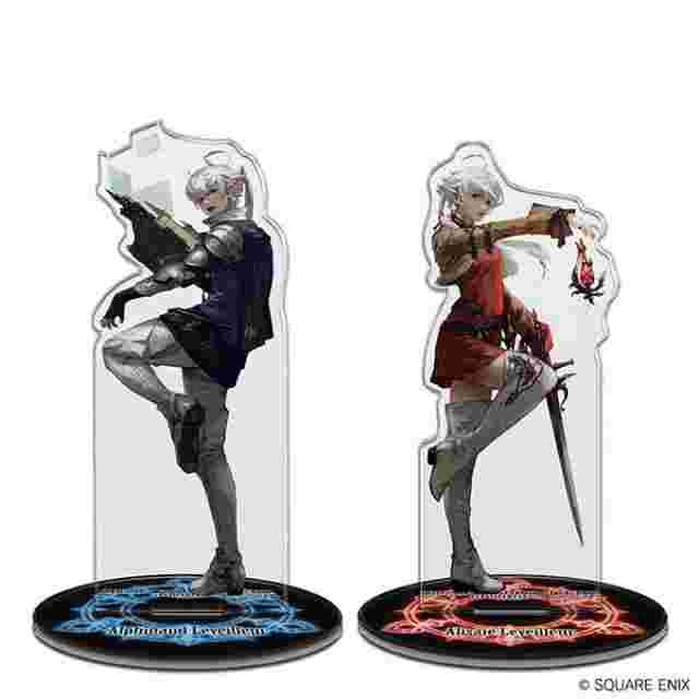 Screenshot for the game FINAL FANTASY XIV ACRYLIC STAND ALPHINAUD & ALISAIE