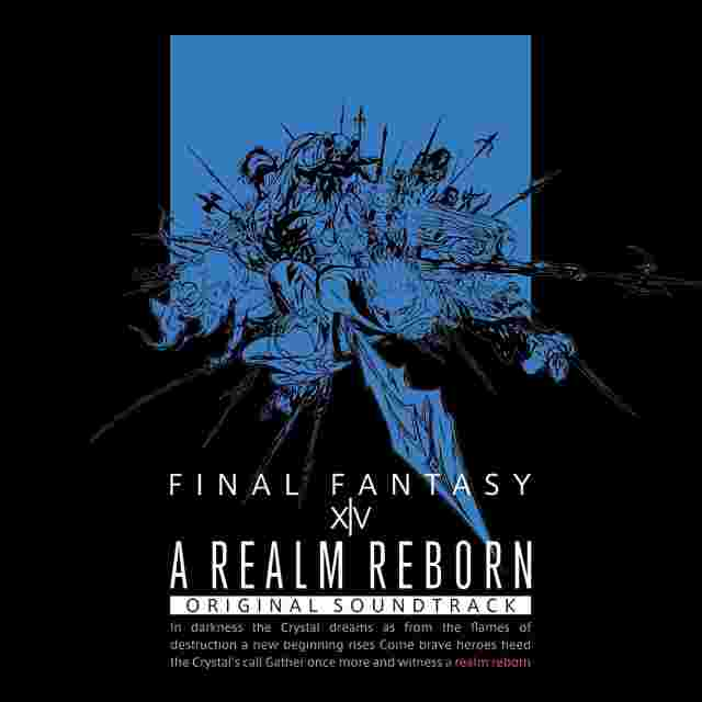 Screenshot for the game A Realm Reborn: Final Fantasy XIV Original Soundtrack [Blu-ray] Signed Edition