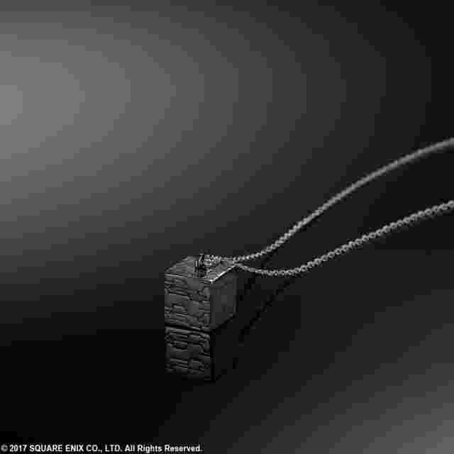 Capture d'écran du jeu NieR:Automata Silver Necklace - Black Box
