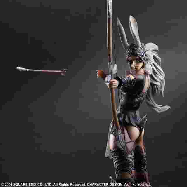 Capture d'écran du jeu FINAL FANTASY XII Play Arts KAI - Fran