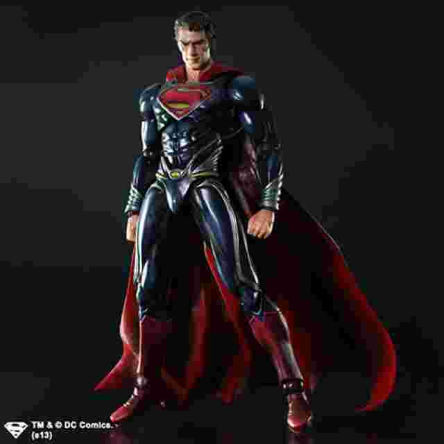 Screenshot for the game MAN OF STEEL PLAY ARTS KAI [Superman]