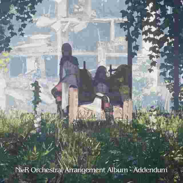 Screenshot for the game SIGNED -NieR Orchestral Arrangement Album - Addendum [CD]