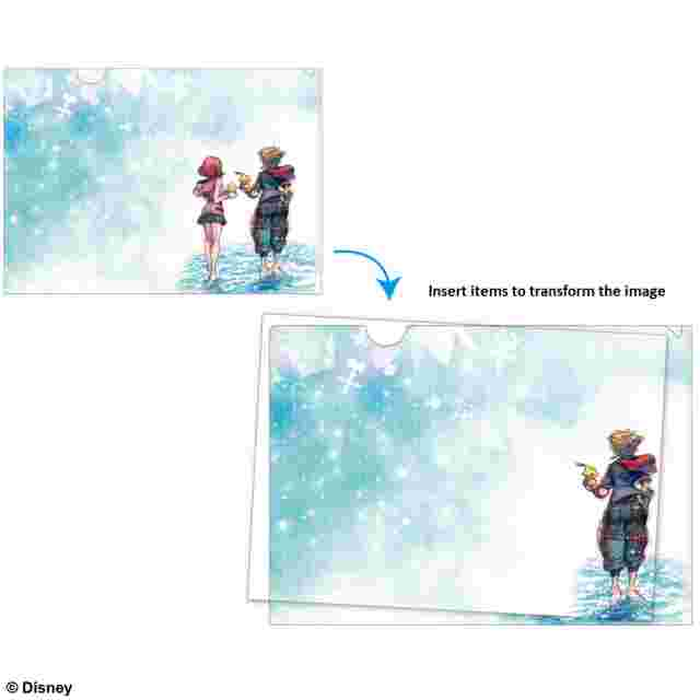 Screenshot for the game KINGDOM HEARTS III Re:Mind CLEAR FILE