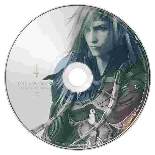 Screenshot for the game MUSIQUES - FINAL FANTASY XIII-2 - LIMITED EDITION [MUSIC]