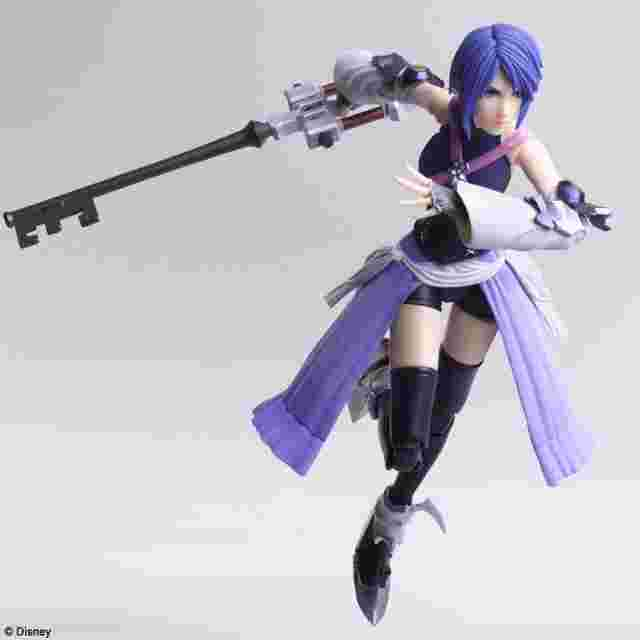 Screenshot for the game KINGDOM HEARTS III BRING ARTS AQUA [ACTION FIGURE]