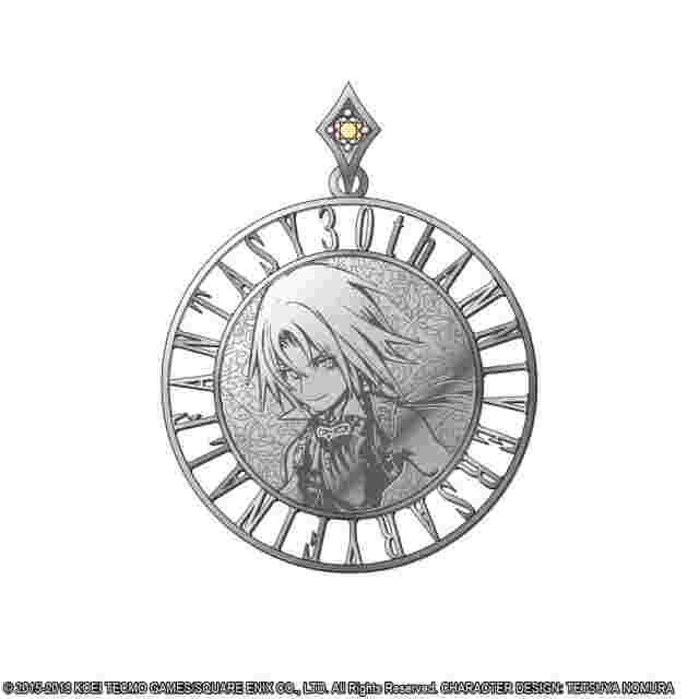 Capture d'écran du jeu DISSIDIA FINAL FANTASY Silver Coin Pendant - ZIDANE TRIBAL (DJIDANE TRIBAL)