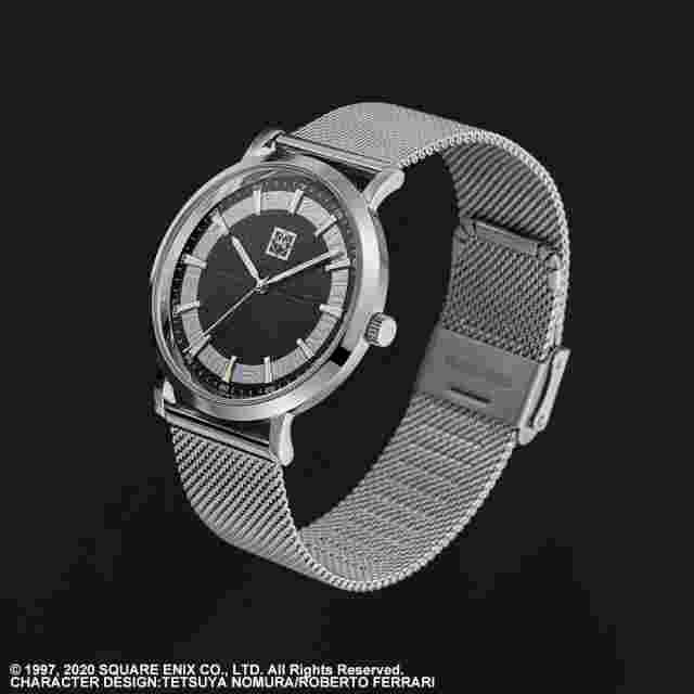 Screenshot for the game FINAL FANTASY VII REMAKE Watch - SHINRA - MODEL 39mm