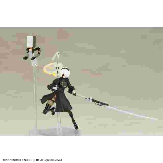 cattura di schermo del gioco NIER:AUTOMATA PLASTIC MODEL KIT FLIGHT UNIT HO229 TYPE-B & 2B (YORHA NO. 2 TYPE B)