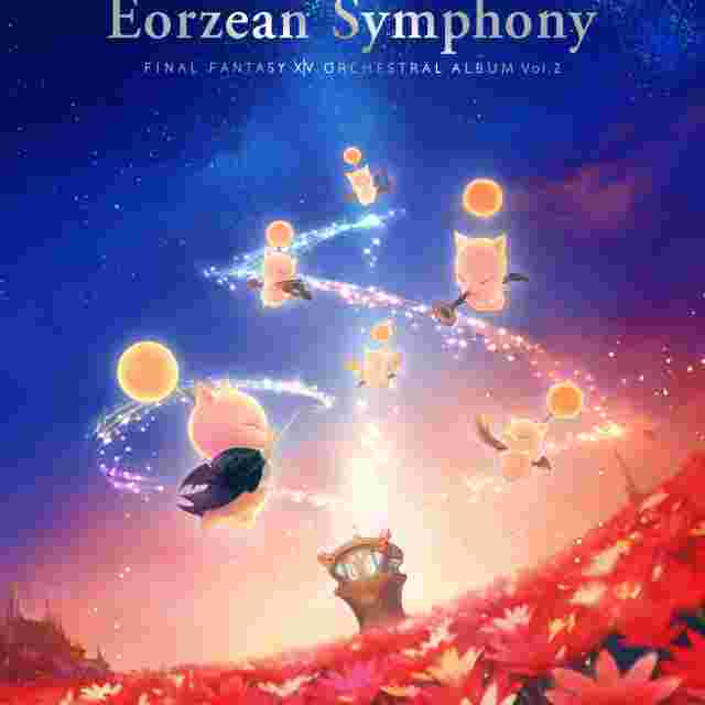 Screenshot for the game EORZEAN SYMPHONY FINAL FANTASY XIV ORCHESTRAL ALBUM VOL. 2 - SOUNDTRACK WITH VIDEO / BLU-RAY DISC MUSIC
