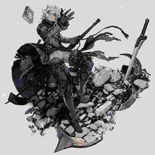 Screenshot for the game NieR Replicant -10+1 Years- / Nier [VINYL]