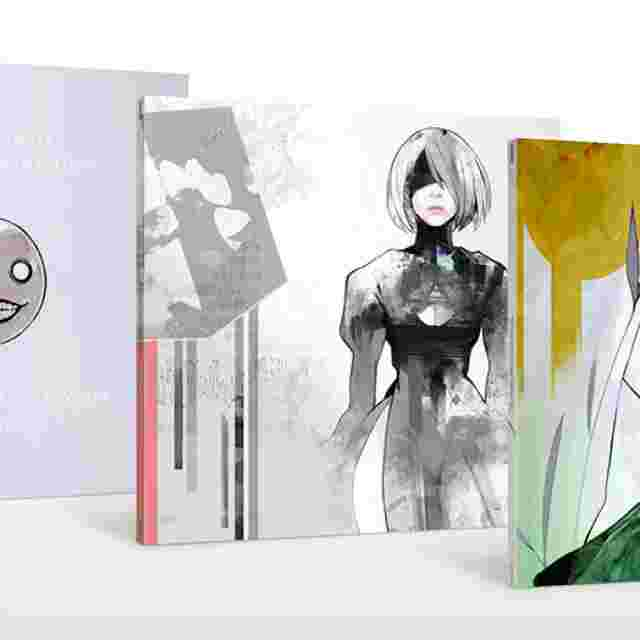 Screenshot for the game NieR: Automata / NieR Gestalt & Replicant Original Soundtrack Vinyl Box Set