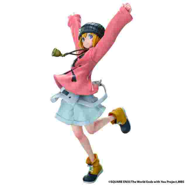 Screenshot des Spiels THE WORLD ENDS WITH YOU THE ANIMATION FIGURE - RHYME
