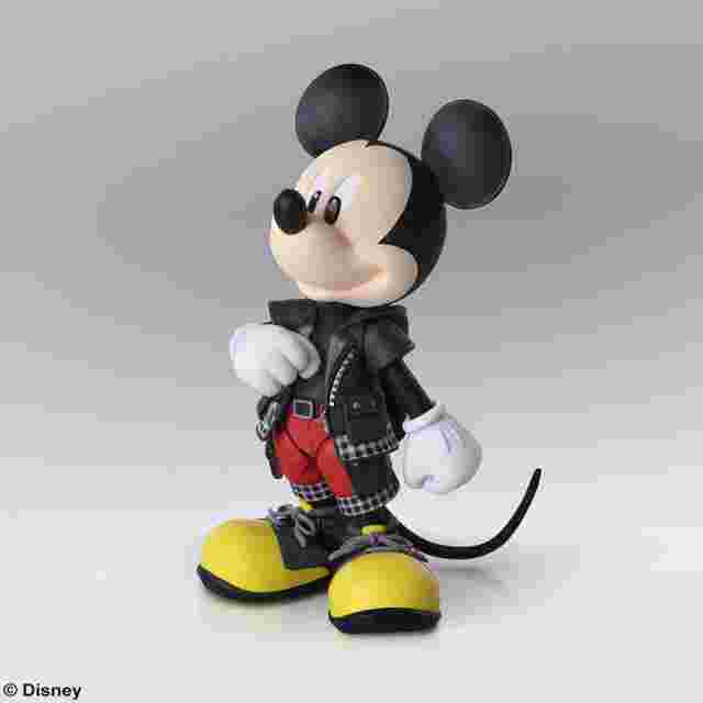 Screenshot des Spiels KINGDOM HEARTS III BRING ARTS - KÖNIG MICKY