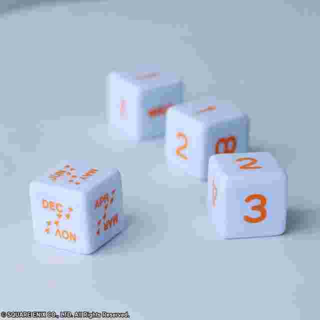 Screenshot des Spiels FINAL FANTASY Perpetual Calendar- Chocobo