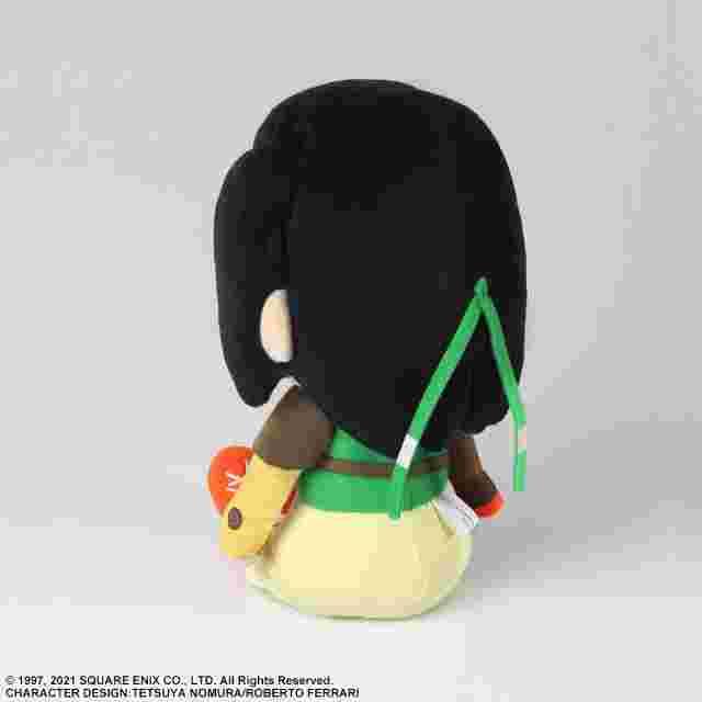 Screenshot for the game FINAL FANTASY VII REMAKEINTERGRADE™ Plush - YUFFIE KISARAGI