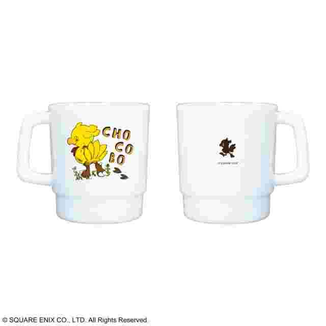 Capture d'écran du jeu FINAL FANTASY STACKING MUG - CHOCOBO