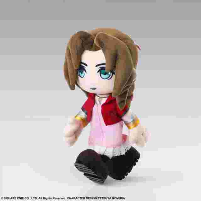 cattura di schermo del gioco FINAL FANTASY VII ACTION DOLL AERITH GAINSBOROUGH