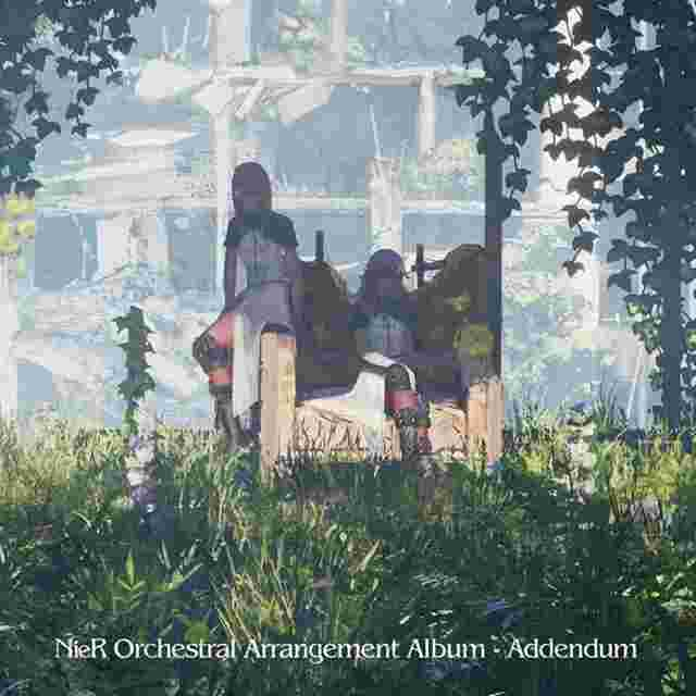 Screenshot for the game NIER ORCHESTRAL ARRANGEMENT ALBUM - ADDENDUM