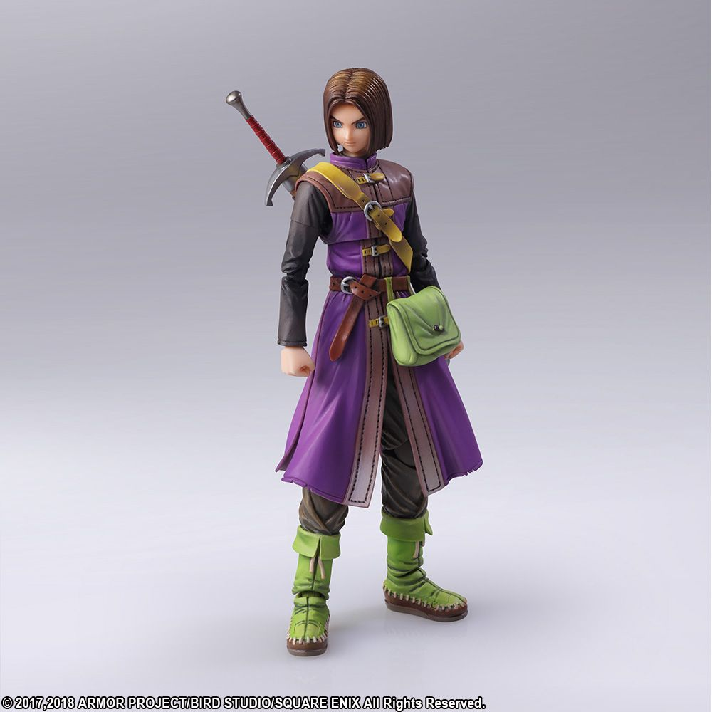 Dragon Quest Xi Echoes Of An Elusive Age Bring Arts The Luminary Square Enix Store In the eight playable characters of dragon quest xi, each of them have a different set of outfits that you can acquire in the game. square enix