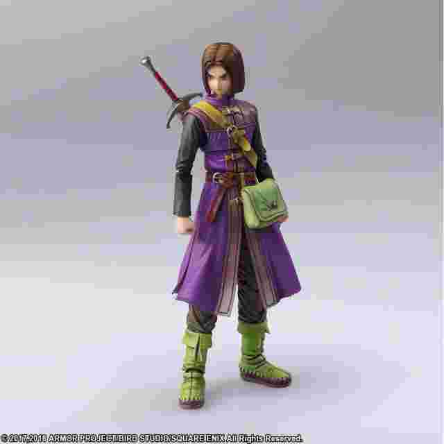 Screenshot for the game DRAGON QUEST ® XI: Echoes of an Elusive Age™ BRING ARTS™ The Luminary