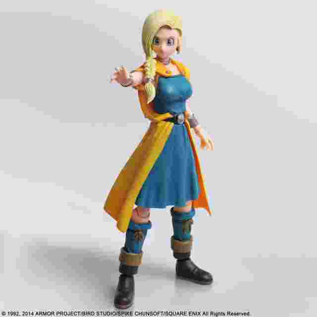 Screenshot for the game DRAGON QUEST V HAND OF THE HEAVENLY BRIDE BRING ARTS - BIANCA SQUARE ENIX LIMITED VER.