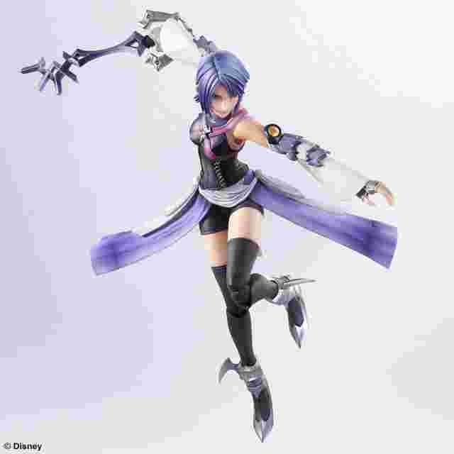 Capture d'écran du jeu KINGDOM HEARTS 0.2 Birth by Sleep - A Fragmentary Passage Play Arts KAI – Aqua