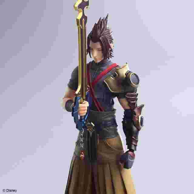 Screenshot for the game KINGDOM HEARTS III BRING ARTS - TERRA
