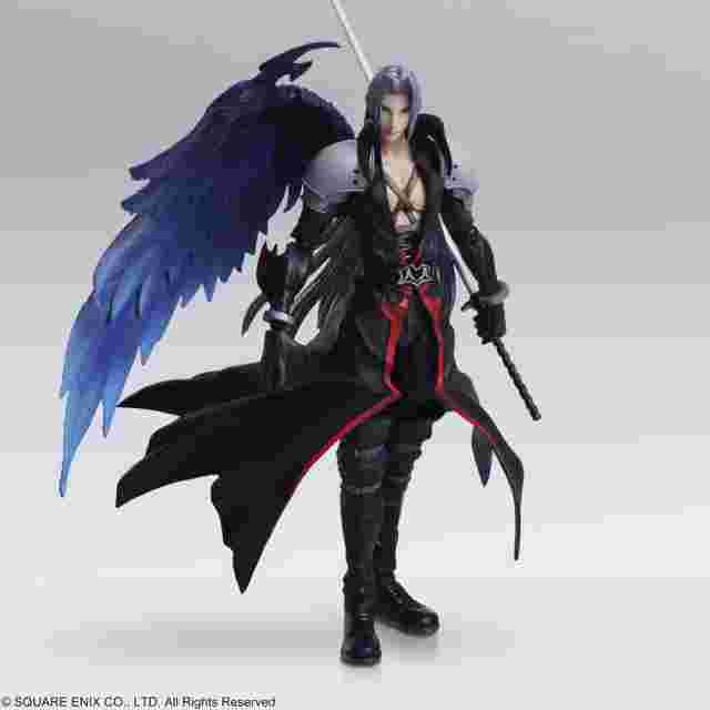 Capture d'écran du jeu FINAL FANTASY BRING ARTS SEPHIROTH ANOTHER FORM VARIANT