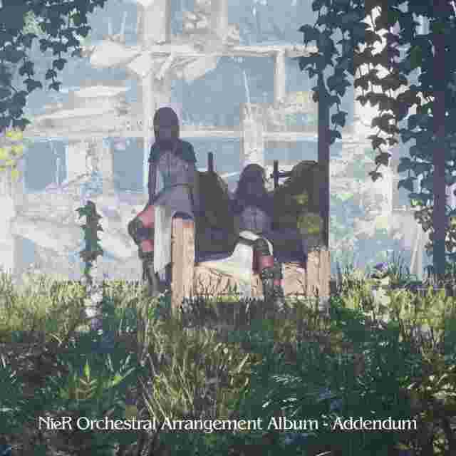 cattura di schermo del gioco NIER ORCHESTRAL ARRANGEMENT ALBUM - ADDENDUM SIGNED EDITION