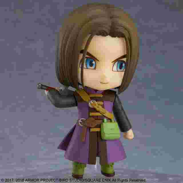 Screenshot for the game DRAGON QUEST ® XI: Echoes of an Elusive Age™ Nendoroid The Luminary