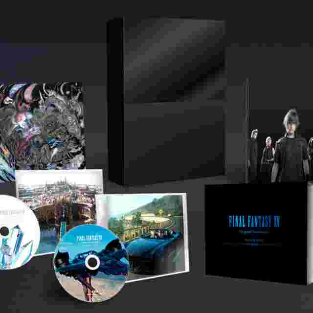Screenshot for the game FINAL FANTASY® XV - Original Soundtrack - Limited Edition [BLU-RAY]