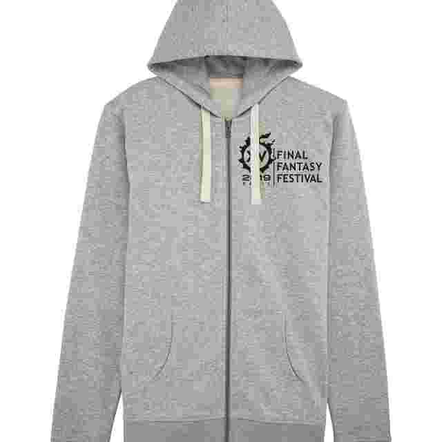 """Screenshot for the game FINAL FANTASY XIV """"EMPIRE – UNITED WE PREVAIL"""" HOODIE (L)"""