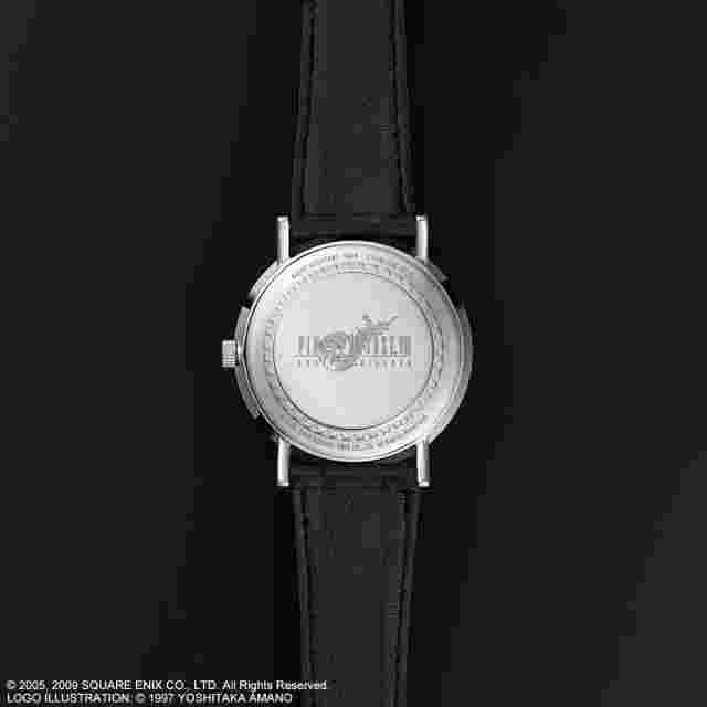 Screenshot for the game FINAL FANTASY VII ADVENT CHILDREN Watch - MODEL 39mm LIMITED EDITION