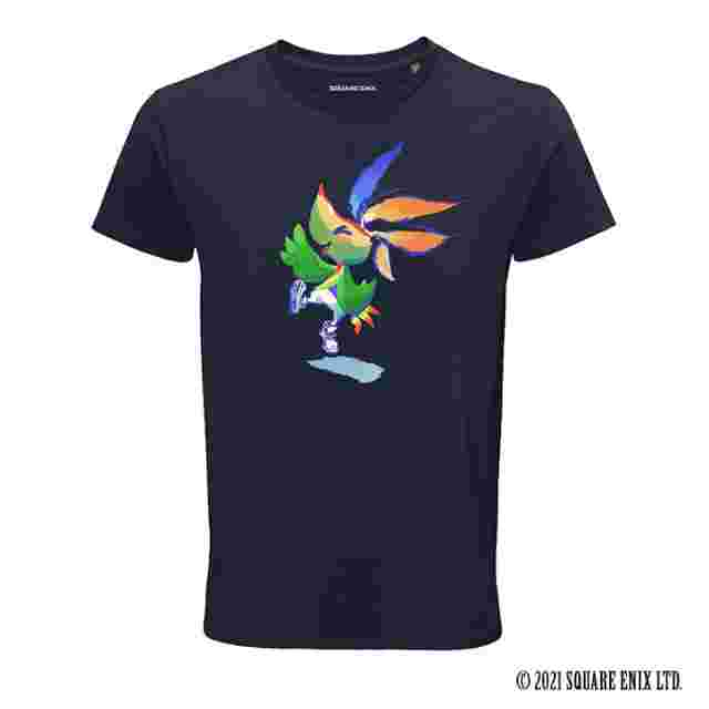 Screenshot for the game SQUARE ENIX PRIDE MASCOT LIMITED T-SHIRT FOR CHARITY - NAVY (L)