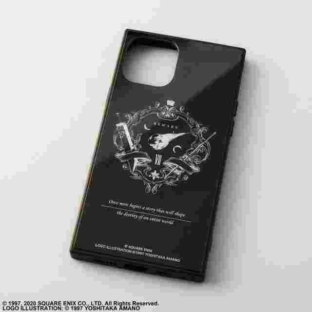 Screenshot for the game FINAL FANTASY VII REMAKE Square Smartphone Case for iPhone 11 Pro: Emblem
