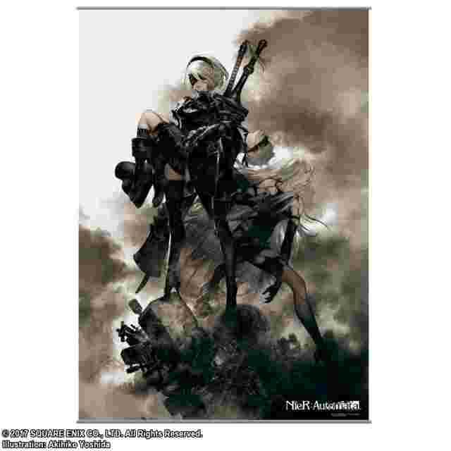 cattura di schermo del gioco NieR:Automata WALL SCROLL POSTER