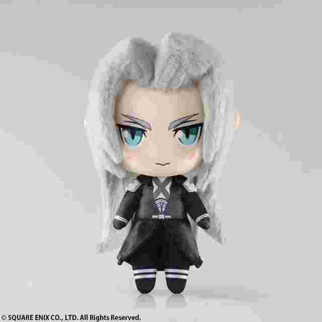 cattura di schermo del gioco FINAL FANTASY mini PLUSH: FINAL FANTASY VII SEPHIROTH