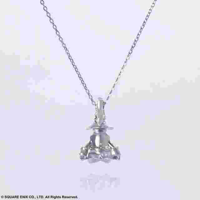 Screenshot for the game FINAL FANTASY IX SILVER NECKLACE -VIVI ORNITIER- [Jewelry]