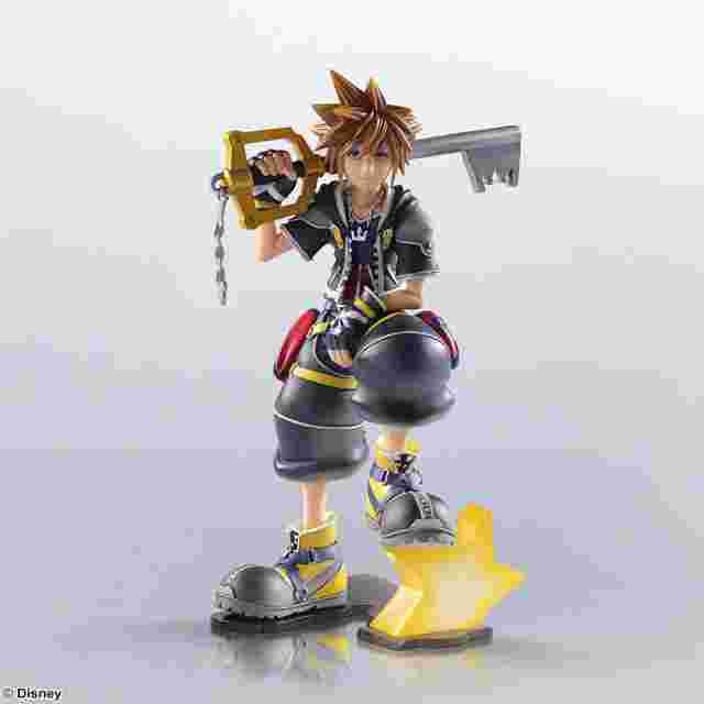 Screenshot for the game Figurine Static Arts Gallery Kingdom Hearts II [Sora]