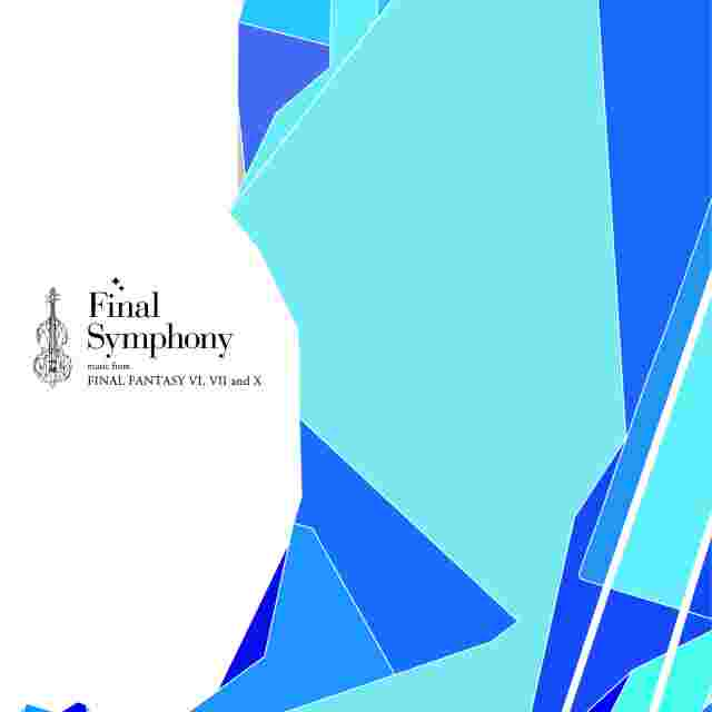 Screenshot for the game Final Symphony: music from FINAL FANTASY VI, VII and X [BLU-RAY]