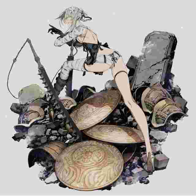 Screenshot for the game NIER REPLICANT -10+1 YEARS- / KAINÉ